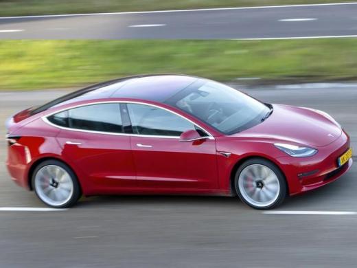 Tesla ziet leveringsrecord