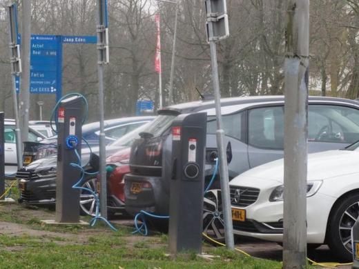 Elektrisch rijden onder druk klimaatakkoord