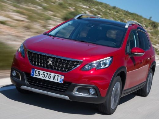 Peugeot sleutelt aan prijslijst 2008